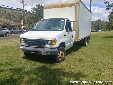 2005 Ford E-Series Chassis for sale in Wahiawa, HI