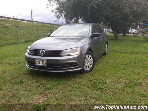 2016 Volkswagen Jetta for sale in Wahiawa, HI