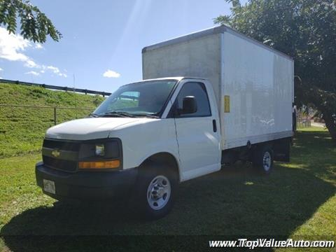2014 Chevrolet Express Cutaway for sale in Wahiawa, HI