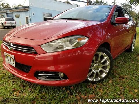 2013 Dodge Dart for sale in Wahiawa, HI