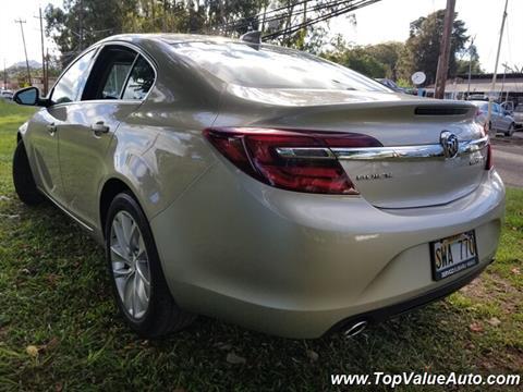 2016 Buick Regal for sale in Wahiawa, HI