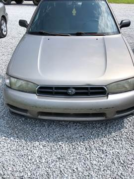 1999 Subaru Legacy for sale at Doyle's Auto Sales and Service in North Vernon IN