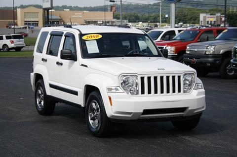 2008 Jeep Liberty for sale in Pulaski, TN