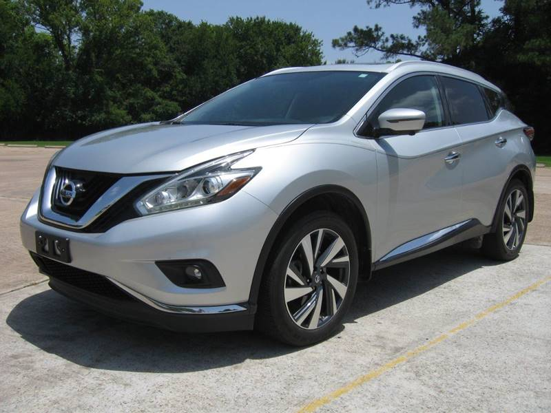 2016 Nissan Murano for sale at JAYCEE IMPORTS in Houston TX