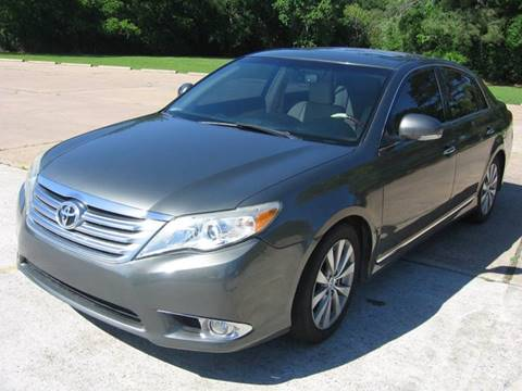 2011 Toyota Avalon for sale at JAYCEE IMPORTS in Houston TX