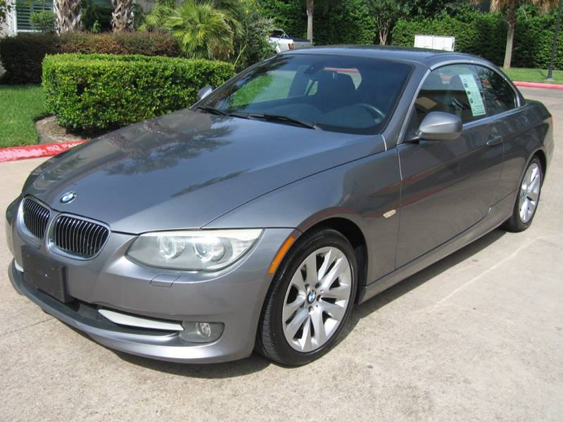 2011 BMW 3 Series for sale at JAYCEE IMPORTS in Houston TX