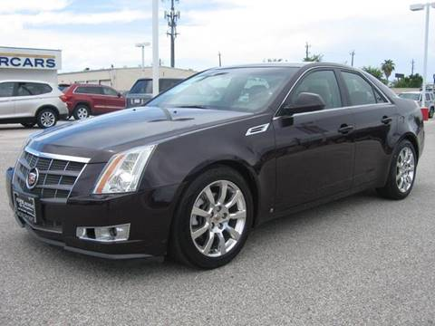 2009 Cadillac CTS for sale at JAYCEE IMPORTS in Houston TX