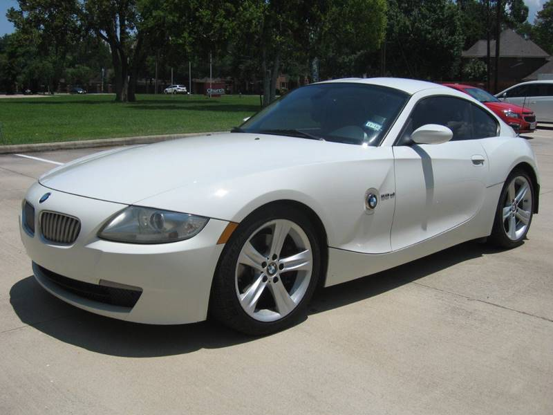 2008 BMW Z4 for sale at JAYCEE IMPORTS in Houston TX