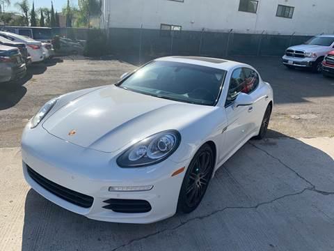 San Diego Porsche >> 2016 Porsche Panamera For Sale In San Diego Ca