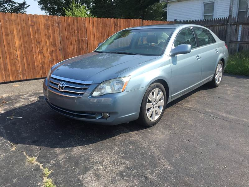2006 Toyota Avalon For Sale At Lux Car Sales In West Bridgewater MA