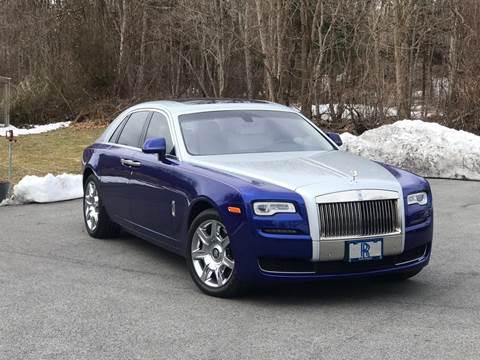 2015 Rolls-Royce Ghost for sale in West Bridgewater, MA