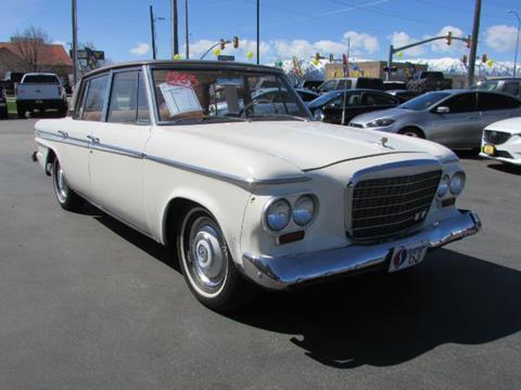 1963 Studebaker CRUISER for sale in Blackfoot, ID