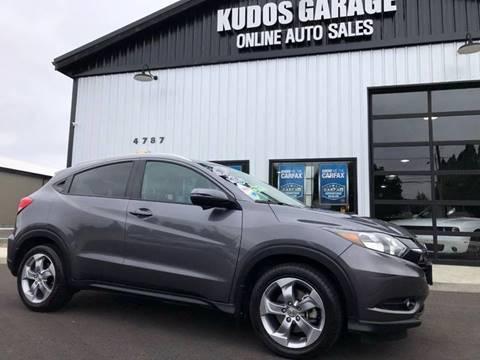 Honda Of Salem >> 2017 Honda Hr V For Sale In Salem Or