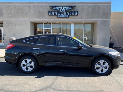 2012 Honda Crosstour for sale in Scottsdale, AZ