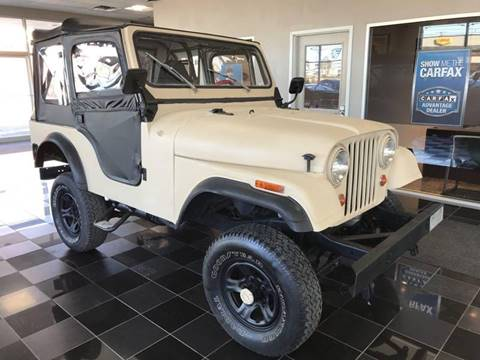 1967 Jeep CJ-5 for sale in Cleveland, OH
