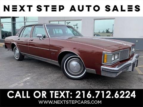 1982 Oldsmobile Delta Eighty-Eight Royale for sale in Cleveland, OH