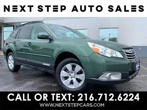 2011 Subaru Outback for sale in Cleveland, OH