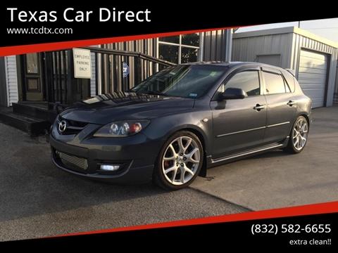 Mazdaspeed3 For Sale >> Used Mazda Mazdaspeed3 For Sale In Houston Tx Carsforsale Com