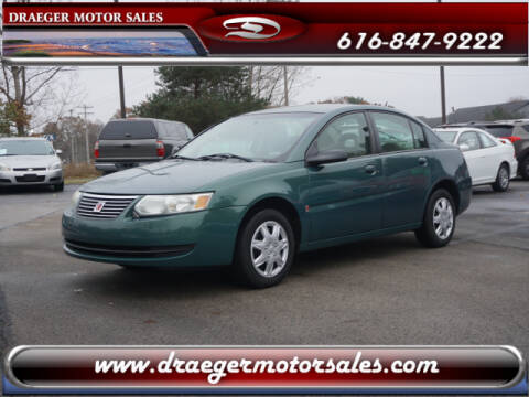 2006 Saturn Ion for sale in Spring Lake, MI