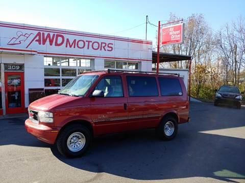 2000 GMC Safari for sale in Fayetteville, AR