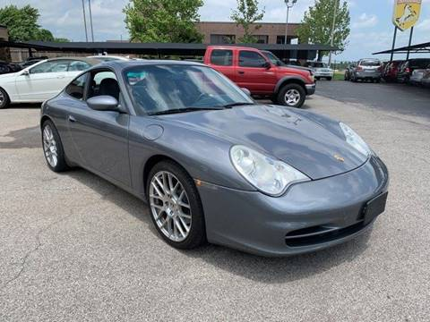 2002 Porsche 911 for sale in Oklahoma City, OK