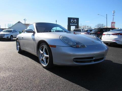 2000 Porsche 911 for sale in Republic, OH
