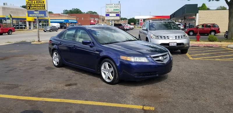 Acura TL In Des Plaines IL Des Plaines Auto Sales - Acura tl 2006 for sale