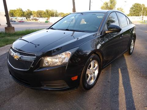 2014 Chevrolet Cruze for sale in Kansas City, MO