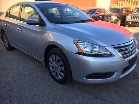 2014 Nissan Sentra for sale in Kansas City, MO