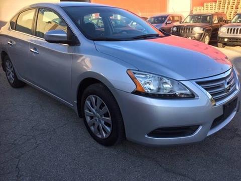 Nissan Kansas City >> 2014 Nissan Sentra For Sale In Kansas City Mo