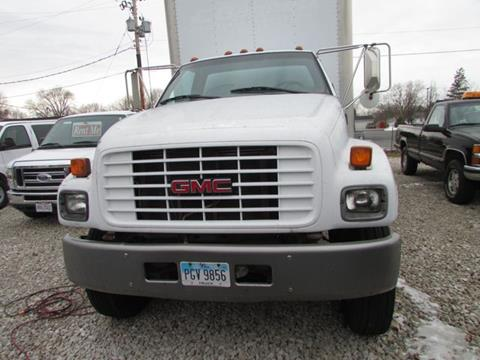 2000 GMC C7500 for sale in Fremont, OH
