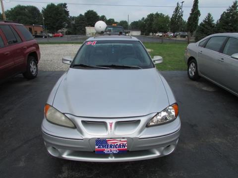 2001 Pontiac Grand Am for sale in Fremont, OH