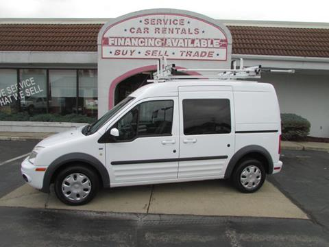 2013 Ford Transit Connect for sale in Fremont, OH