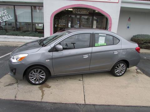 2019 Mitsubishi Mirage G4 for sale in Fremont, OH