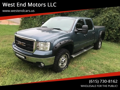 2014 GMC Sierra 2500HD for sale in Nashville, TN