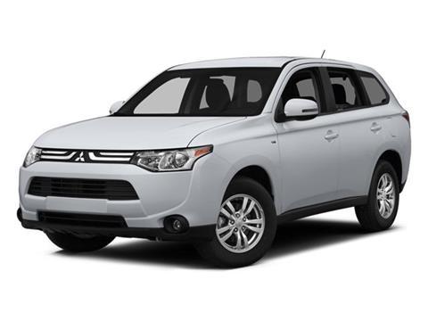 Used Cars Peoria Il >> 2014 Mitsubishi Outlander For Sale In Peoria Il