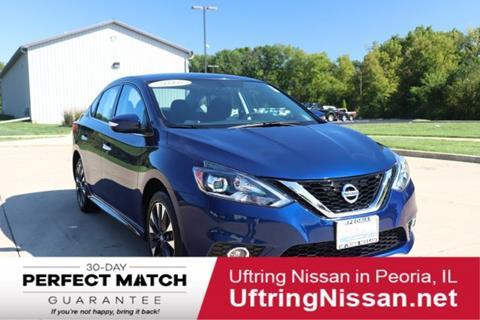 2016 Nissan Sentra for sale in Peoria, IL