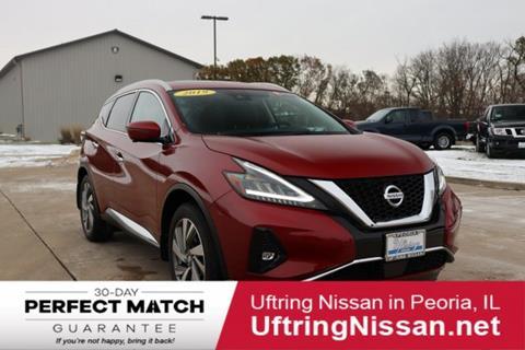 2019 Nissan Murano for sale in Peoria, IL