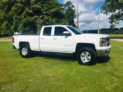 2015 Chevrolet Silverado 1500 for sale in Scranton, SC