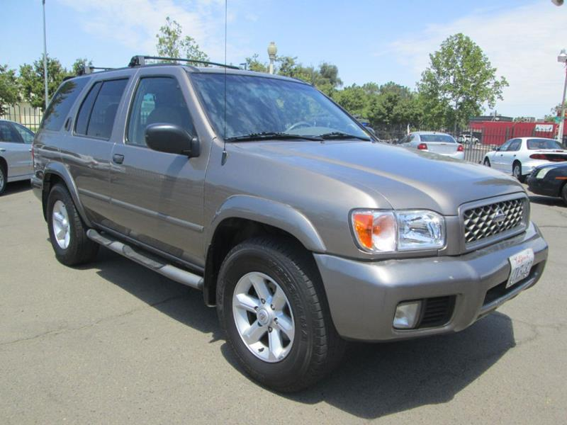 2001 Nissan Pathfinder For Sale At FastPass Motors In Fresno CA
