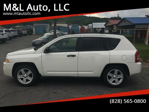 2007 Jeep Compass For Sale At Mu0026L Auto, LLC In Clyde NC