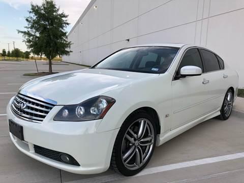 2006 Infiniti M35 for sale at Texas Luxury Auto in Cedar Hill TX