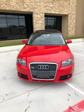 2007 Audi A3 for sale at Texas Luxury Auto in Cedar Hill TX