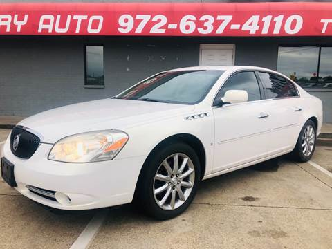 Buick Lucerne For Sale >> Buick Lucerne For Sale In Cedar Hill Tx Texas Luxury Auto