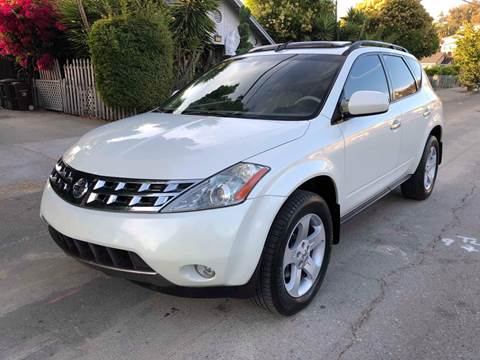 2003 Nissan Murano for sale at ZaZa Motors in San Leandro CA