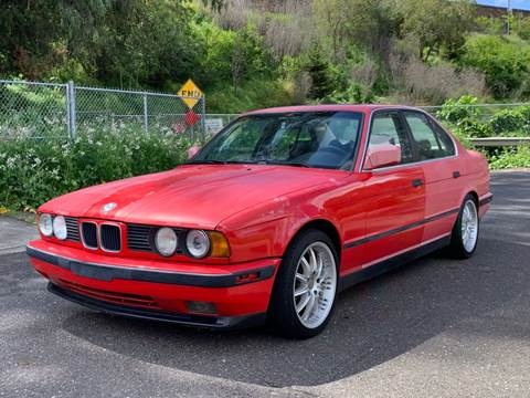 E34 M5 For Sale >> 1991 Bmw M5 For Sale In San Leandro Ca