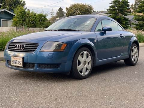 2000 Audi TT for sale at ZaZa Motors in San Leandro CA