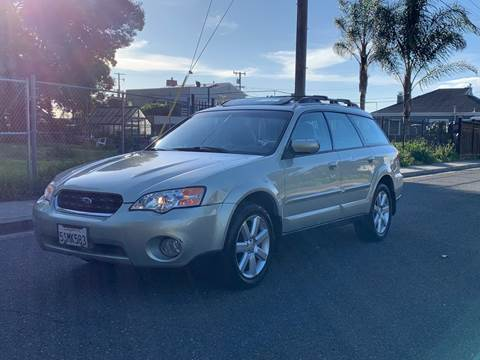 2006 Subaru Outback for sale at ZaZa Motors in San Leandro CA