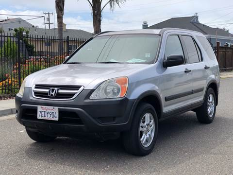 2004 Honda CR-V for sale at ZaZa Motors in San Leandro CA