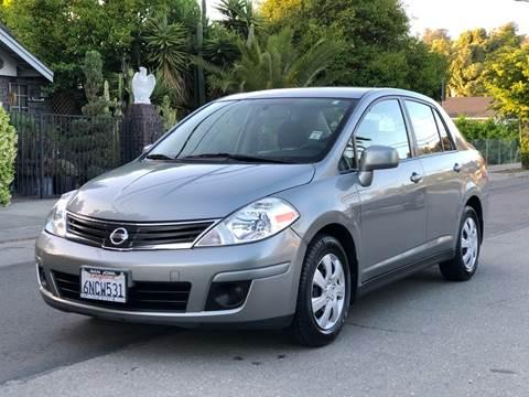 2011 Nissan Versa for sale at ZaZa Motors in San Leandro CA
